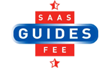 logo saas fee guides